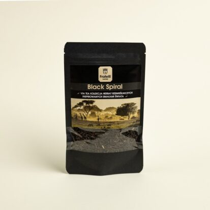 kawa czarna Yunnan