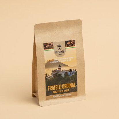 kawa czekolada orzech