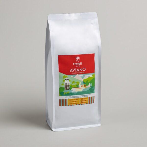 kawa z Hondurasu