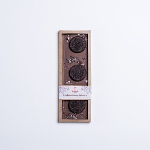 belgijska czekolada oreo
