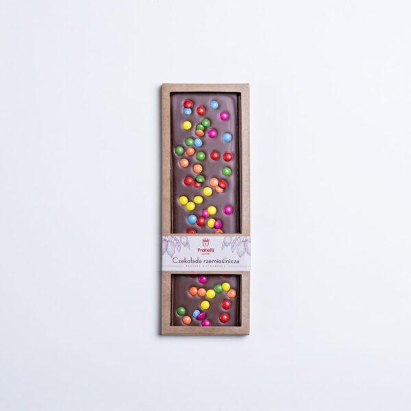 czekolada z cukierkami belgijska