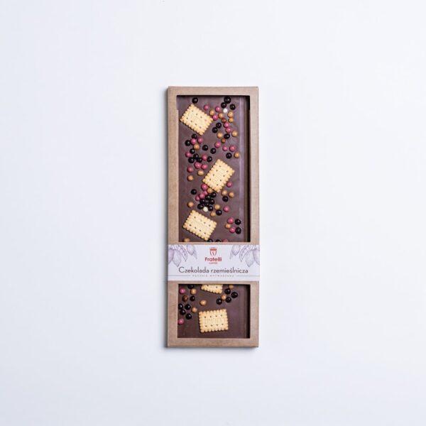 czekolada z krakersami belgijska