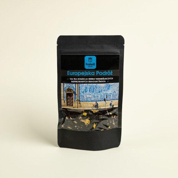 czarna herbata liściasta