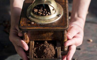 Jak zmielić kawę?